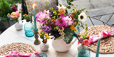 Tablescaping & Wine Workshop tickets