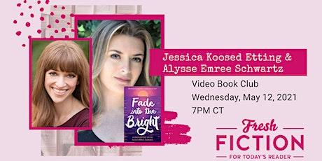 Video Book Club with Author Jessica Koosed Etting & Alysse Emree Schwartz tickets