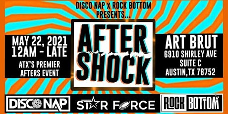 DISCO NAP X ROCK BOTTOM RECORDS PRESENTS: AFTERSHOCK tickets