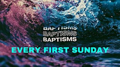 Water Baptism | Scottsdale tickets