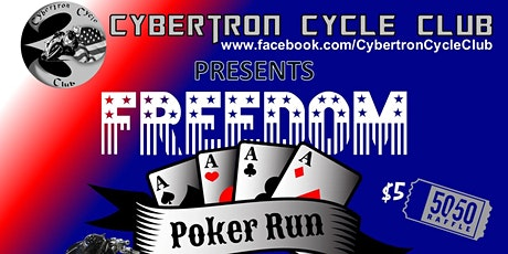 3C Event: Freedom Poker Run tickets