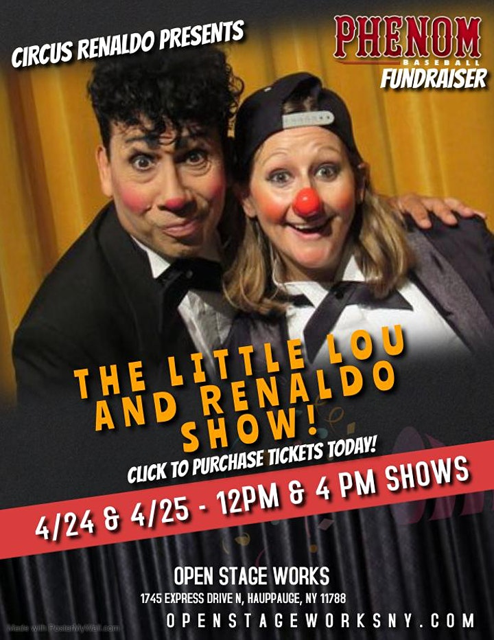The Little Lou And Renaldo Show image