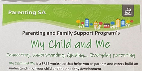 My Child and Me (Tuesday day session) tickets