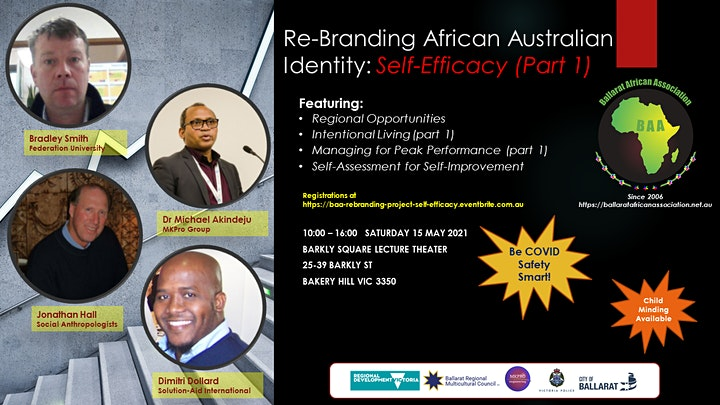 Re-Branding African Australian Identity: Self-Efficacy (Part 1) image