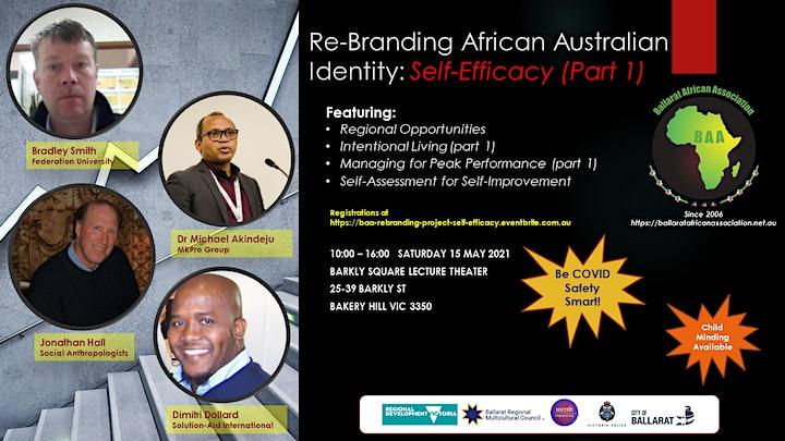 Re-Branding African Australian Identity: Self-Efficacy (Part 1) image