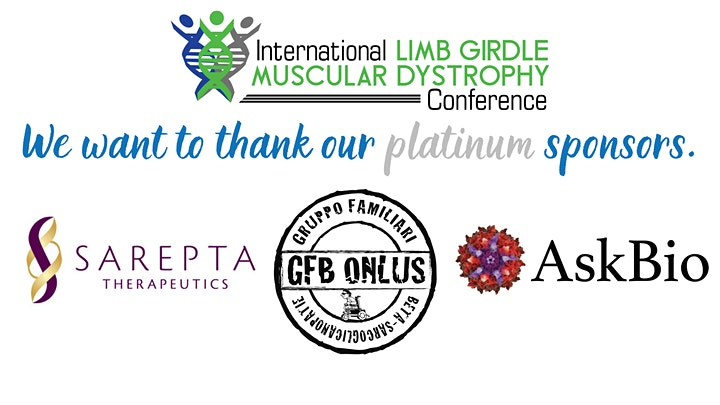 2021 International Limb Girdle Muscular Dystrophy Conference image