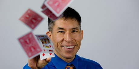 Lacey in Tune - Jeff Evans Magic Show tickets