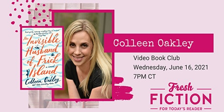 Video Book Club with Author Colleen Oakley tickets
