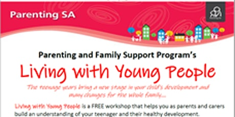 Living with Young People (Tuesday day session) tickets