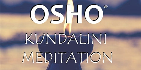 Osho Kundalini Meditation tickets