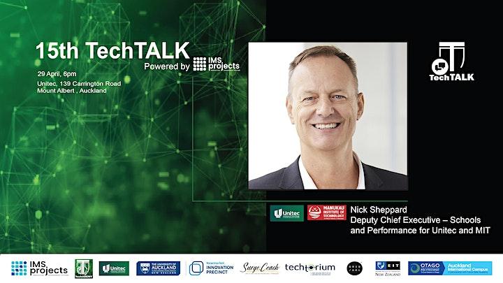 TechTalk #15- Manufacturing image