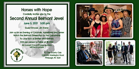 HWH Belmont Jewel tickets