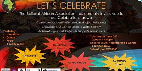 BAA Let's Celebrate Social Event tickets