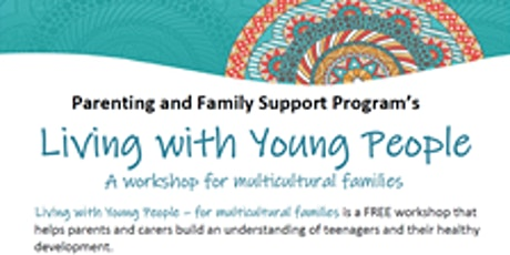 Living with Young People - Multicultural Families tickets