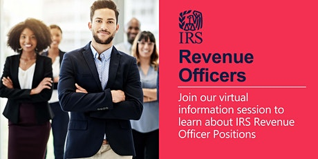 Virtual Information Session about the Revenue Officer position tickets