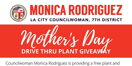 Mother's Day Plant Giveaway tickets