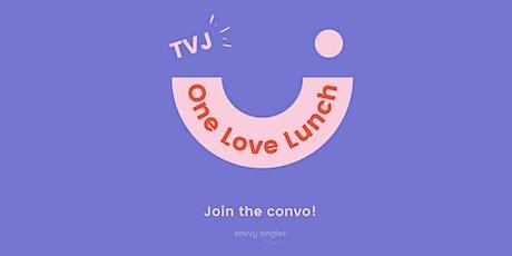One Love Lunch - First Wednesdays tickets