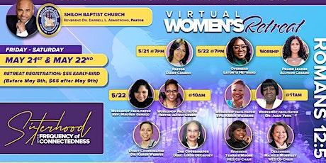 Shiloh WES Virtual Women's Retreat tickets