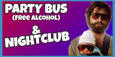 #1 Ultimate Party Bus (Free Open Bar) Experience w/ Nightclub (Las Vegas) tickets