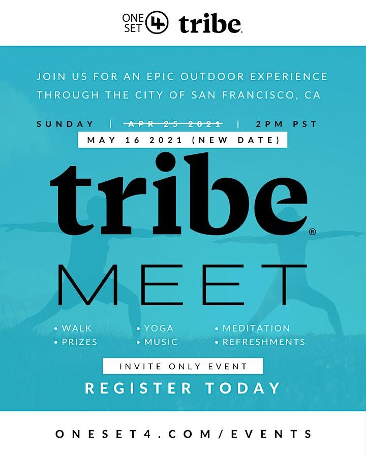 Tribe Meet - Spring 2021 image