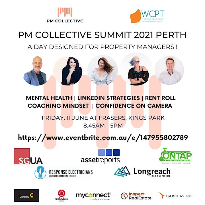 PM COLLECTIVE SUMMIT 2021 | PERTH image