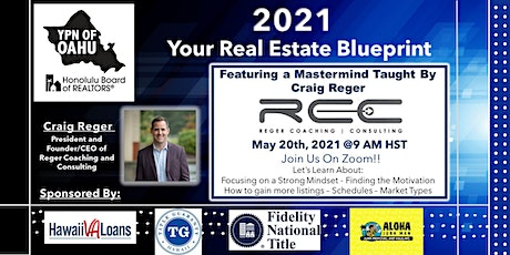 2021: Your Real Estate Blueprint tickets