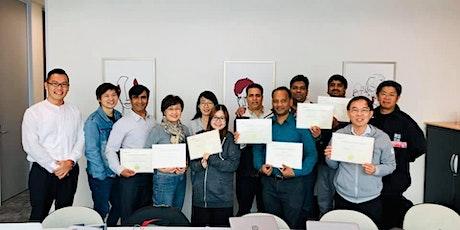 Certified Digital Transformation Professional (CDTP) boletos
