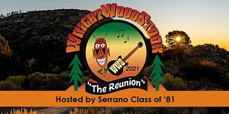 "WrightWoodStock 2021 ""The Reunion"" tickets"