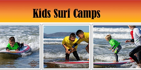 AmpSurf Kids Summer Surf Camp, Weekly June 7th - Sept. 3rd (Pismo Beach,CA) tickets