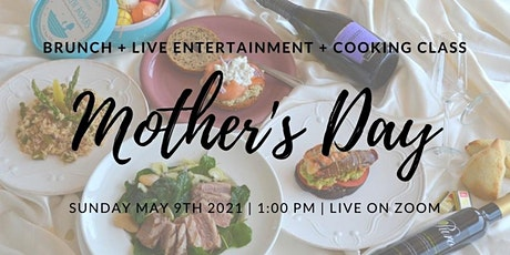 Mother's Day Brunch & Live Entertainment tickets