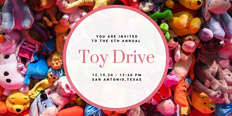 Holiday Toy Drive tickets