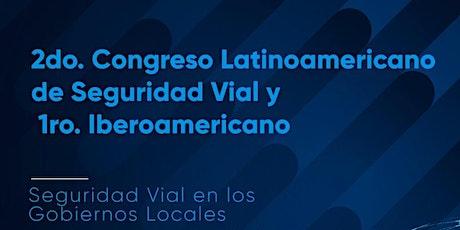 Congreso Latino Ibero Americano de Seguridad Vial entradas