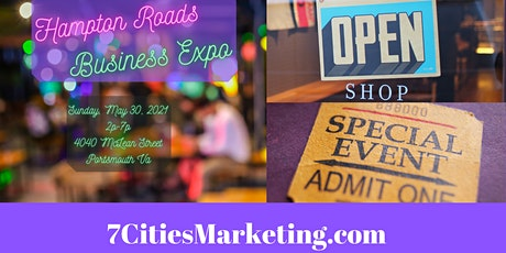 Hampton Roads Business Expo PopUp Shop tickets
