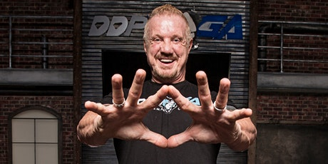 Diamond Dallas Page on Best of SF Stand-up: Zoom Edition tickets