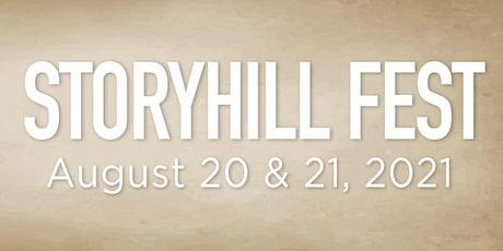 Storyhill Fest 2021 tickets