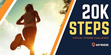 20,000 Step Challenge Walk tickets