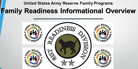 Family Programs Overview(Information & Resources) tickets