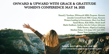 Onward & Upward with Grace & Gratitude Women's Conference tickets