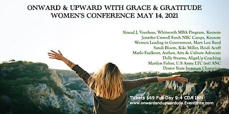 Onward & Upward with Grace & Gratitude Women's Conference tickets