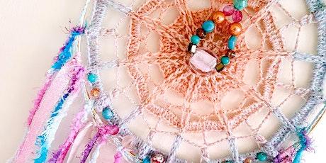Crochet Dreamcatcher Workshop tickets