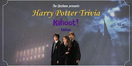 Virtual Harry Potter Trivia (Kahoot) 5/20/2021 boletos