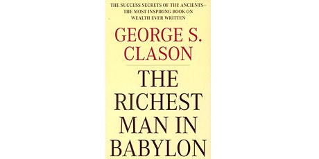 Book Review & Discussion : The Richest Man in Babylon tickets