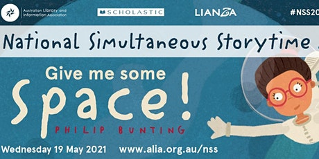Give Me Some Space! Simultaneous Story Time tickets