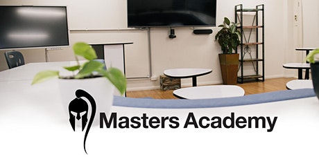 Masters Academy Educators Mixer tickets