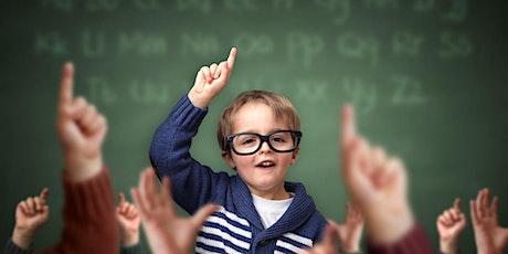 Kids Online Presentation / Public Speaking Skills 5 Day Camp tickets