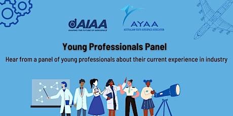 AIAA/AYAA Young Professionals Panel tickets