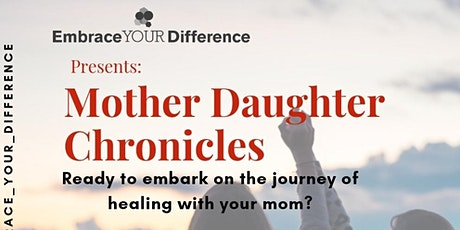 Mother Daughter Chronicles Healing Group tickets