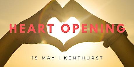 Heart opening breathwork 1/2 day retreat  ~ Swami's Yoga Retreat Kenthurst tickets