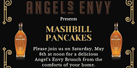 Mashbill Pancakes with Angel's Envy and Ashley Erwin tickets