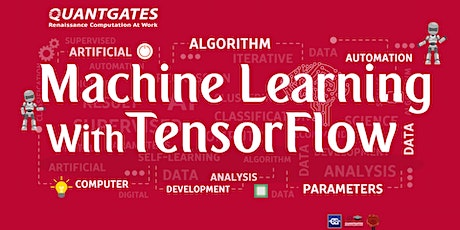 Machine Learning with TensorFlow:Live Online + 1 Month Asynchronous Course tickets
